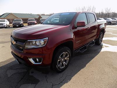 2019 Chevrolet Colorado Crew Cab 4x4, Pickup #U1810B - photo 8