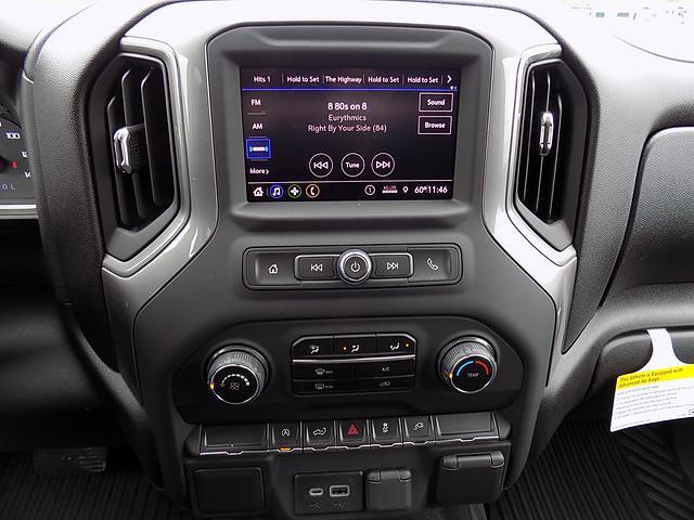 2021 Chevrolet Silverado 1500 Crew Cab 4x4, Pickup #U1953 - photo 12