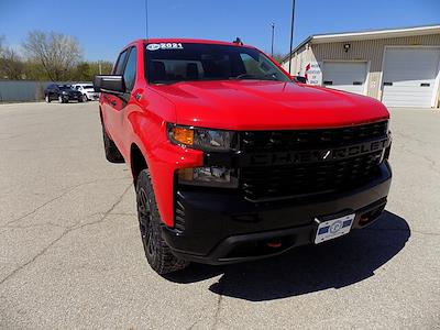 2021 Chevrolet Silverado 1500 Crew Cab 4x4, Pickup #LN1562 - photo 8