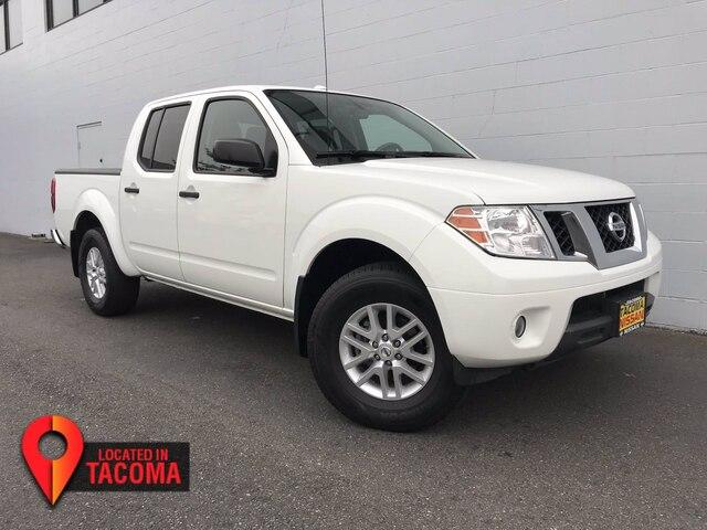 2017 Nissan Frontier Crew Cab 4x4, Pickup #22278 - photo 1