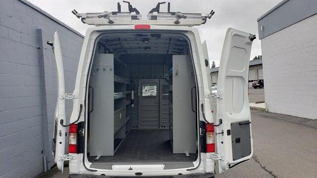 2018 Nissan NV2500 High Roof 4x2, Adrian Steel Upfitted Cargo Van #N180679 - photo 1
