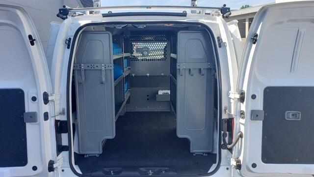 2019 Nissan NV200 4x2, Adrian Steel Upfitted Cargo Van #N190500 - photo 1