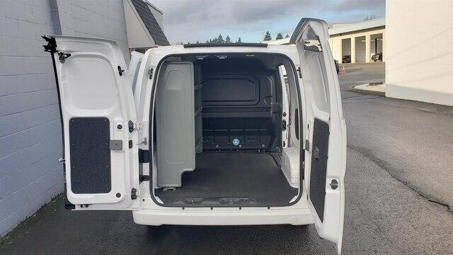 2019 Nissan NV200 4x2, Adrian Steel Upfitted Cargo Van #N190565 - photo 1