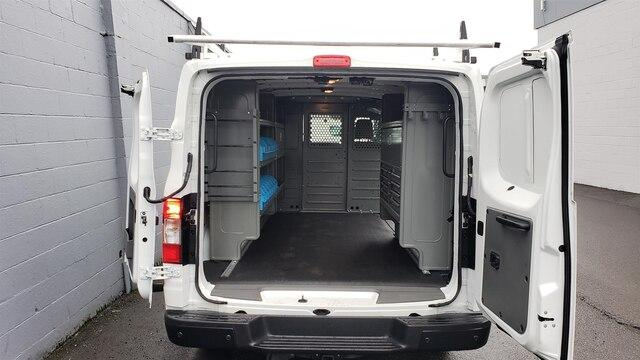 2019 Nissan NV3500 Standard Roof 4x2, Adrian Steel Upfitted Cargo Van #N190572 - photo 1