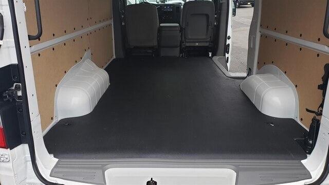 2020 Nissan NV2500 Standard Roof 4x2, Empty Cargo Van #N200025 - photo 1