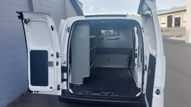 2020 Nissan NV200 4x2, Adrian Steel Upfitted Cargo Van #N200035 - photo 1