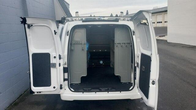 2020 Nissan NV200 4x2, Adrian Steel Upfitted Cargo Van #N200050 - photo 1