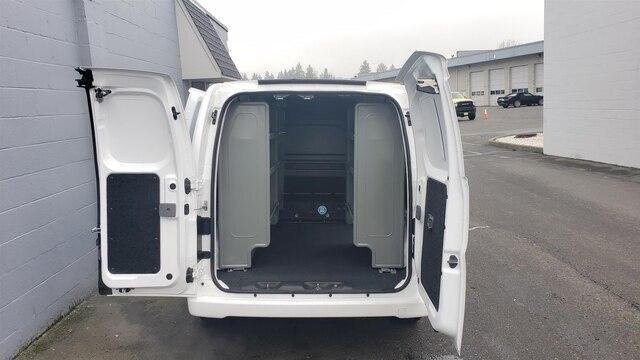 2020 Nissan NV200 4x2, Adrian Steel Upfitted Cargo Van #N200051 - photo 1