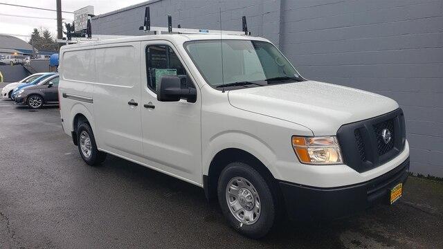 2020 Nissan NV1500 Standard Roof 4x2, Adrian Steel Upfitted Cargo Van #N200053 - photo 1