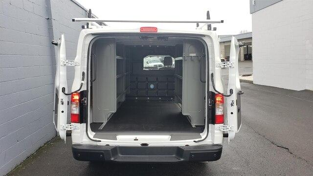 2020 Nissan NV1500 Standard Roof 4x2, Adrian Steel Upfitted Cargo Van #N200053 - photo 1