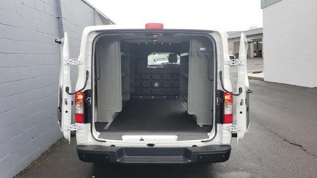2020 Nissan NV2500 Standard Roof 4x2, Adrian Steel Upfitted Cargo Van #N200068 - photo 1