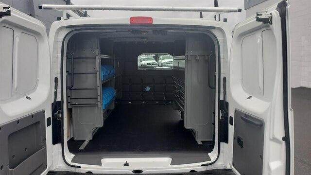 2020 Nissan NV2500 Standard Roof 4x2, Adrian Steel Upfitted Cargo Van #N200070 - photo 1