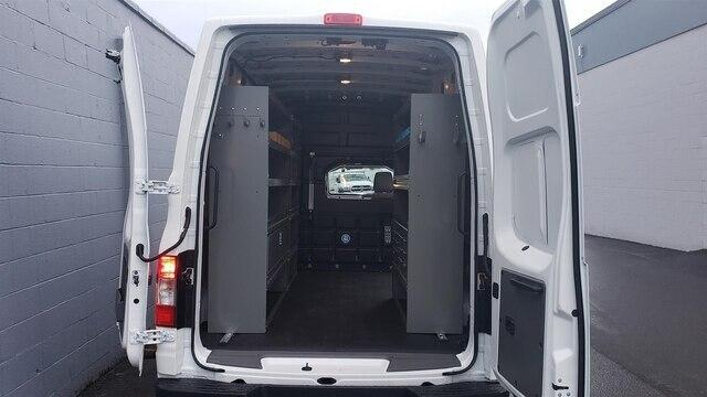 2020 Nissan NV HD High Roof 4x2, Adrian Steel Upfitted Cargo Van #N200111 - photo 1