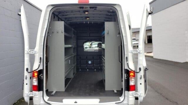 2020 Nissan NV2500 High Roof 4x2, Adrian Steel Upfitted Cargo Van #N200112 - photo 1