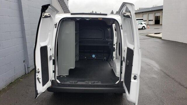 2020 Nissan NV200 4x2, Adrian Steel Upfitted Cargo Van #N200131 - photo 1