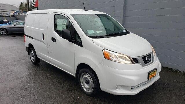 2020 Nissan NV200 4x2, Adrian Steel Upfitted Cargo Van #N200132 - photo 1