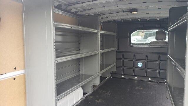 2020 Nissan NV2500 Standard Roof 4x2, Adrian Steel Upfitted Cargo Van #N200160 - photo 1