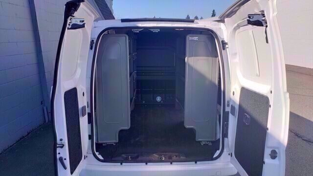 2020 Nissan NV200 4x2, Adrian Steel Upfitted Cargo Van #N200174 - photo 1