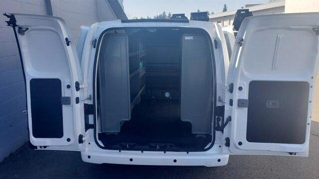 2020 Nissan NV200 4x2, Adrian Steel Upfitted Cargo Van #N200175 - photo 1
