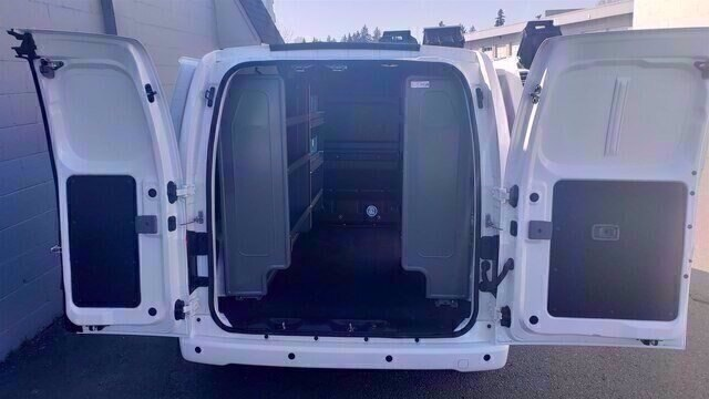 2020 Nissan NV200 4x2, Adrian Steel Upfitted Cargo Van #N200176 - photo 1
