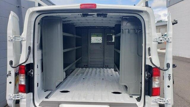 2020 Nissan NV1500 Standard Roof 4x2, Adrian Steel Upfitted Cargo Van #N200215 - photo 1