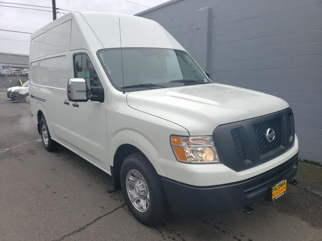 2021 Nissan NV3500 4x2, Empty Cargo Van #N210028 - photo 1