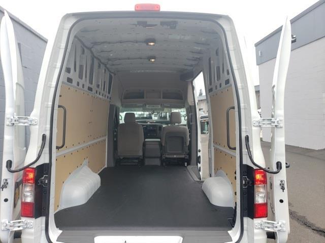 2021 Nissan NV3500 4x2, Empty Cargo Van #N210028 - photo 1