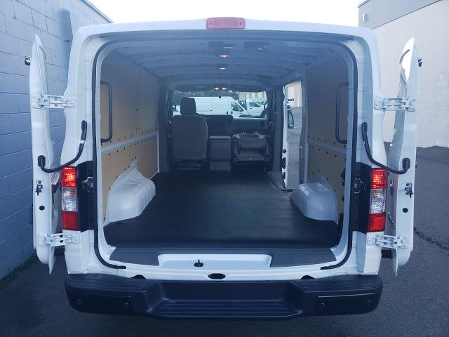 2021 Nissan NV2500 4x2, Adrian Steel Upfitted Cargo Van #N210032 - photo 1