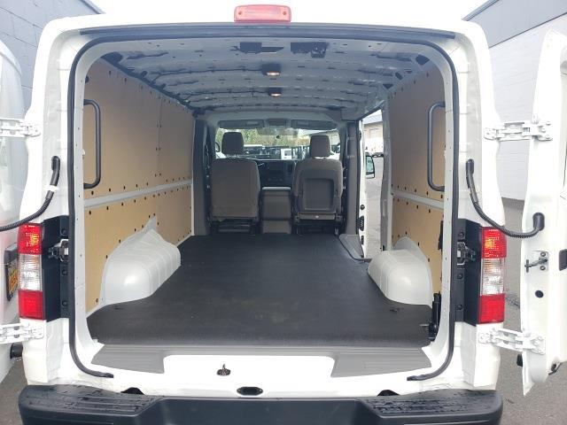 2021 Nissan NV2500 4x2, Empty Cargo Van #N210048 - photo 1