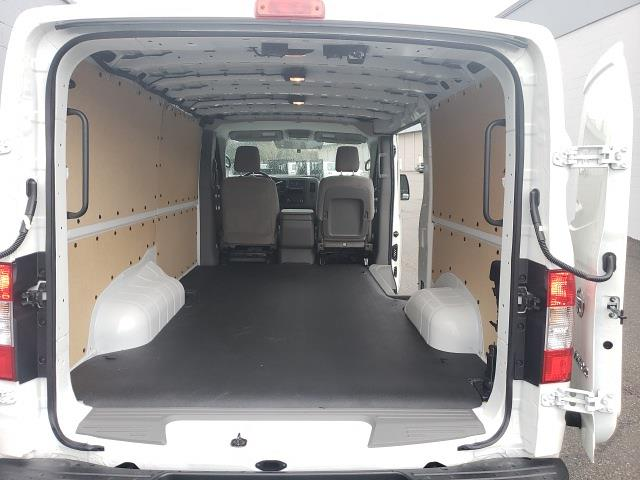 2021 Nissan NV2500 4x2, Empty Cargo Van #N210050 - photo 1