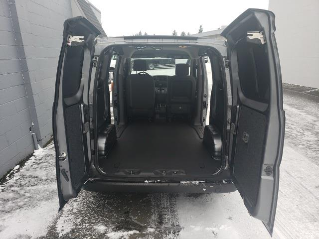 2021 Nissan NV200 4x2, Empty Cargo Van #N210079 - photo 1