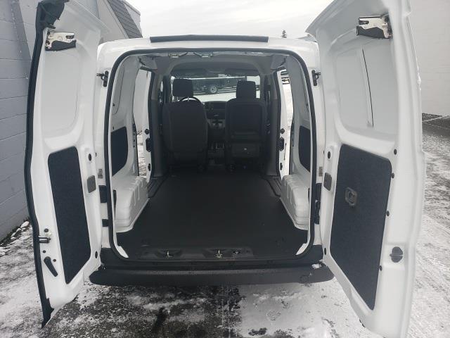 2021 Nissan NV200 4x2, Empty Cargo Van #N210080 - photo 1