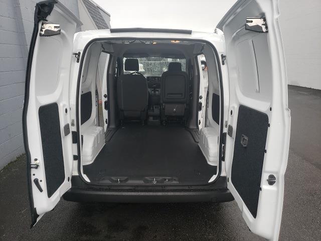 2021 Nissan NV200 4x2, Adrian Steel Empty Cargo Van #N210084 - photo 1