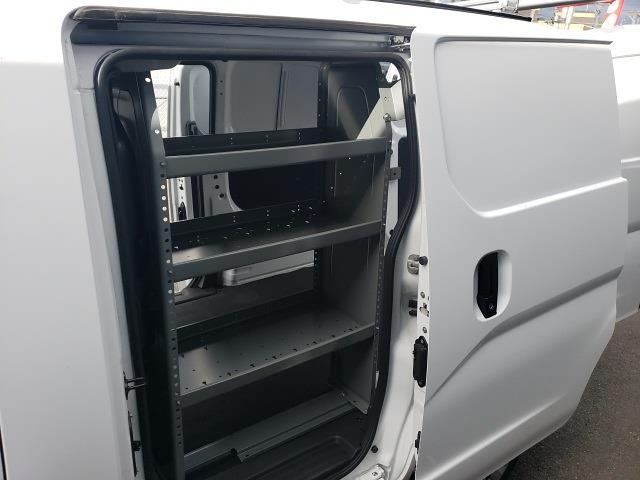 2021 Nissan NV200 4x2, Adrian Steel Base Shelving Upfitted Cargo Van #N210085 - photo 11