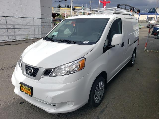 2021 Nissan NV200 4x2, Adrian Steel Base Shelving Upfitted Cargo Van #N210085 - photo 4