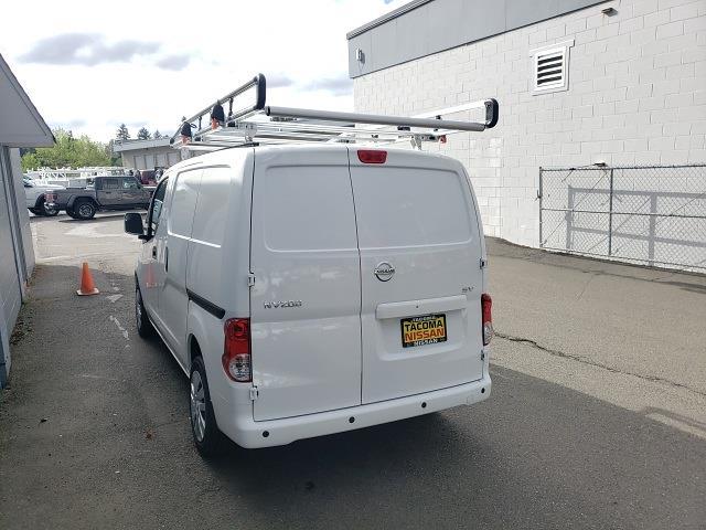 2021 Nissan NV200 4x2, Adrian Steel Base Shelving Upfitted Cargo Van #N210085 - photo 5