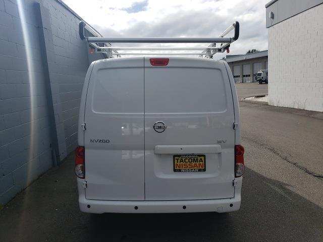 2021 Nissan NV200 4x2, Adrian Steel Base Shelving Upfitted Cargo Van #N210085 - photo 6