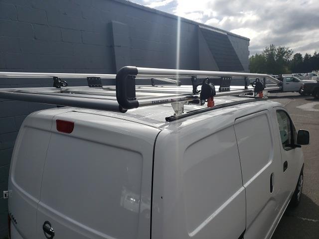 2021 Nissan NV200 4x2, Adrian Steel Base Shelving Upfitted Cargo Van #N210085 - photo 8