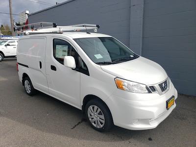 2021 Nissan NV200 4x2, Adrian Steel Base Shelving Upfitted Cargo Van #N210085 - photo 1