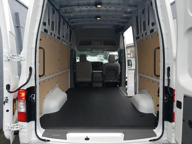 2021 Nissan NV3500 4x2, Empty Cargo Van #N210090 - photo 1