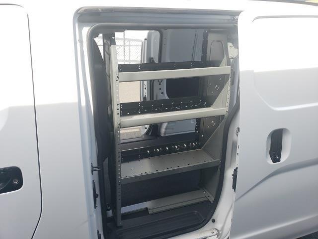 2021 Nissan NV200 4x2, Adrian Steel Base Shelving Upfitted Cargo Van #N210096 - photo 3