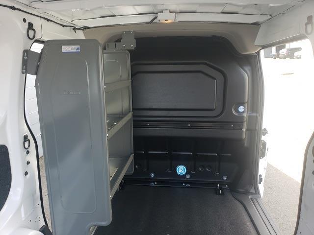 2021 Nissan NV200 4x2, Adrian Steel Base Shelving Upfitted Cargo Van #N210096 - photo 2