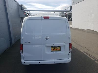 2021 Nissan NV200 4x2, Adrian Steel Base Shelving Upfitted Cargo Van #N210096 - photo 8