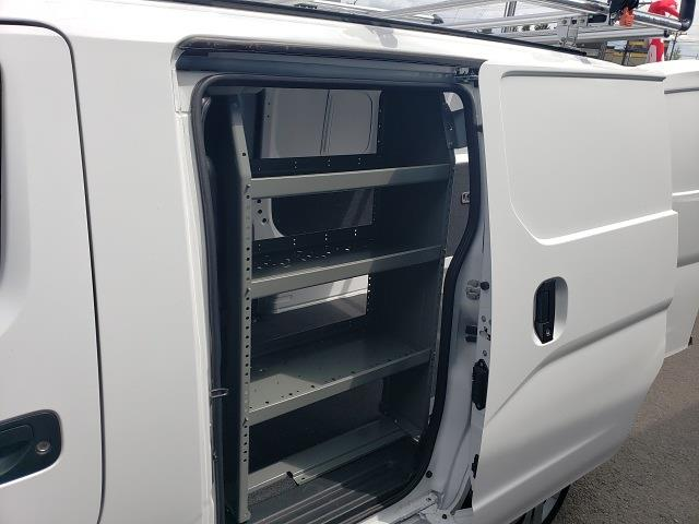 2021 Nissan NV200 4x2, Adrian Steel Upfitted Cargo Van #N210097 - photo 12