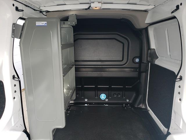 2021 Nissan NV200 4x2, Adrian Steel Upfitted Cargo Van #N210097 - photo 2