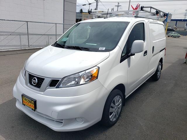 2021 Nissan NV200 4x2, Adrian Steel Upfitted Cargo Van #N210097 - photo 4