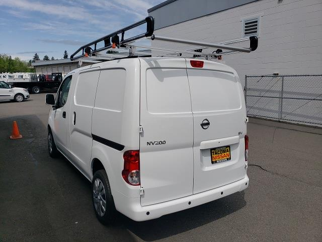 2021 Nissan NV200 4x2, Adrian Steel Upfitted Cargo Van #N210097 - photo 5