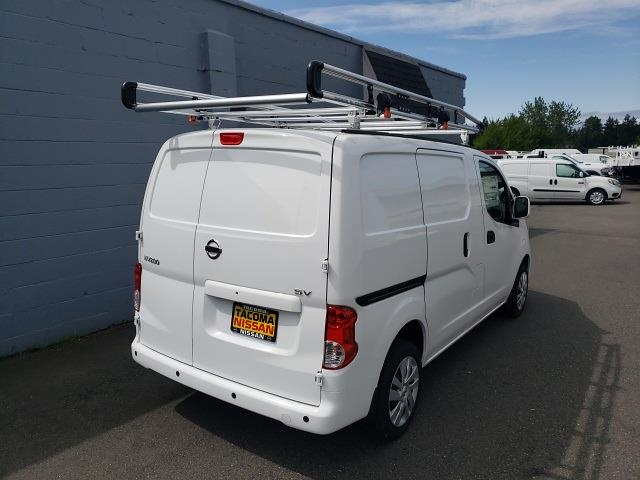 2021 Nissan NV200 4x2, Adrian Steel Upfitted Cargo Van #N210097 - photo 8