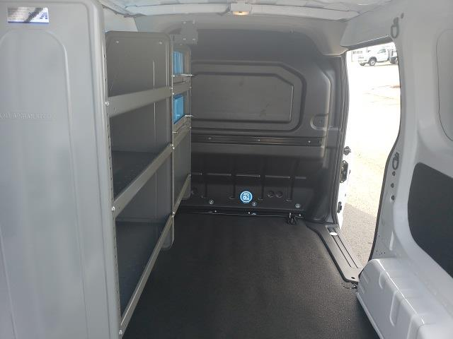 2021 Nissan NV200 4x2, Adrian Steel Base Shelving Upfitted Cargo Van #N210098 - photo 11