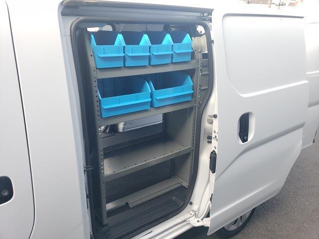 2021 Nissan NV200 4x2, Adrian Steel Base Shelving Upfitted Cargo Van #N210098 - photo 9